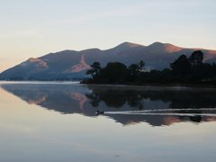 Rock Climbing Photo: Skiddaw from Derwentwater