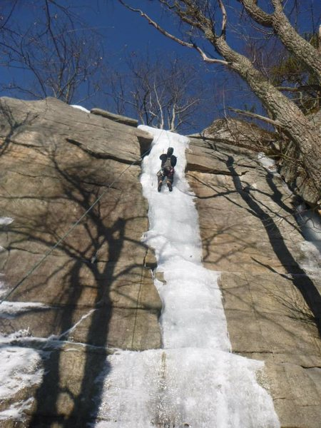 Rock Climbing Photo: Boston, winter edition Jan 2014
