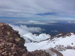 Rock Climbing Photo: Mt. Shasta