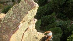 Rock Climbing Photo: Exposure x a million.