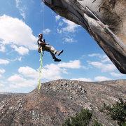 Rock Climbing Photo: jim kelly