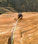 Rock Climbing Photo: The Nutting Pitch