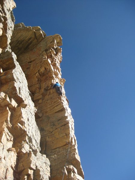 Rock Climbing Photo: AHVI