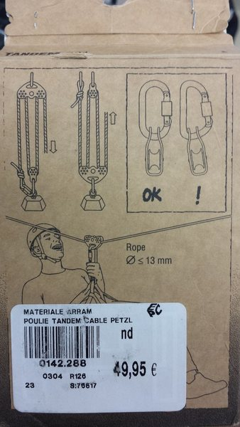 Rock Climbing Photo: I now know what oval biners can do that the conven...