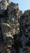 Rock Climbing Photo: A great place with some nice rock and lines. nice ...