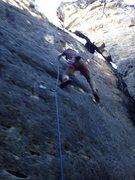 Rock Climbing Photo: Shadowlands