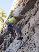 Rock Climbing Photo: Pocket Parade Jacke Canyon