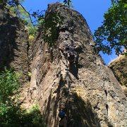Rock Climbing Photo: Fossil Rock