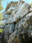 Rock Climbing Photo: Travaux forçés 5.11c