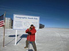 Rock Climbing Photo: South Pole