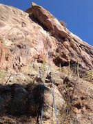 Rock Climbing Photo: Brain doc