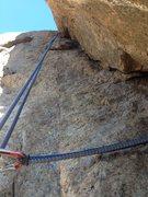Rock Climbing Photo: Upper BD