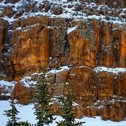 Rock Climbing Photo: Snowsnake
