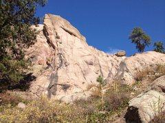 Rock Climbing Photo: Celeb's right side 2.