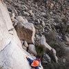 Hiking it