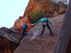 Rock Climbing Photo: first ascent bromance