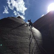 Rock Climbing Photo: Photo by: Madeline Pickering