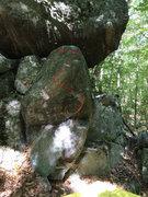 Rock Climbing Photo: Perch