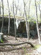 Rock Climbing Photo: Pagan Wall