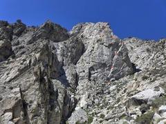 The Direct North Ridge