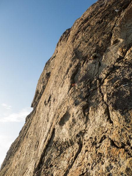 Rock Climbing Photo: High Bluffs!