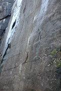Rock Climbing Photo: tada!