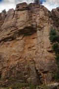 Rock Climbing Photo: Chucky Bill.
