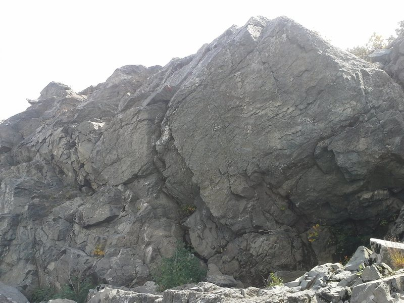 Rock Climbing Photo: Great day at Microdome!