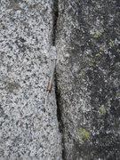 Rock Climbing Photo: fixed heads