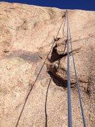 Rock Climbing Photo: Tim's Variation