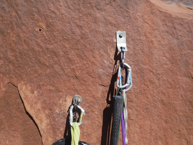 Rock Climbing Photo: ASCA replaced this!