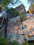 Rock Climbing Photo: Beta to the Beta