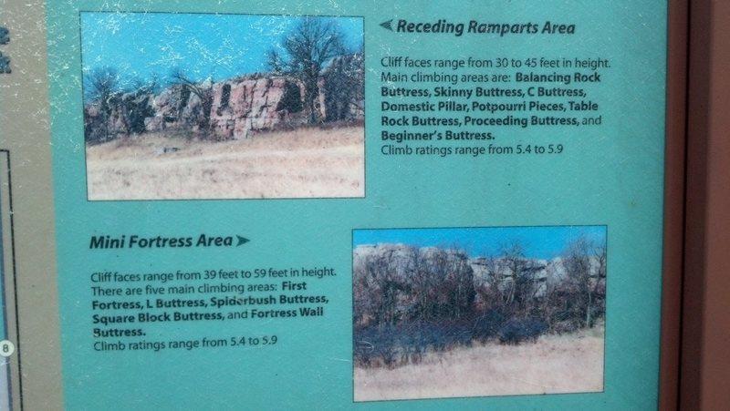 Rock Climbing Photo: map2