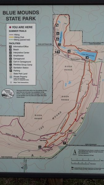 Rock Climbing Photo: map4