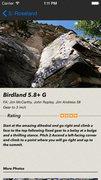 Rock Climbing Photo: Near Trapps App