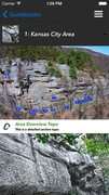 Rock Climbing Photo: Gunks app