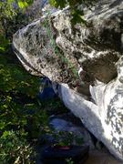 Rock Climbing Photo: Cheese Whiz Stand