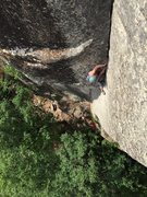 Rock Climbing Photo: book of solemnity, p1