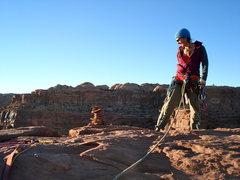 Rock Climbing Photo: Look a carin.... Washer Women