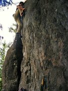 Rock Climbing Photo: Mike on This 'N.