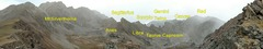 Rock Climbing Photo: The traverse from Zodiac View.