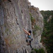 Rock Climbing Photo: Ball|kayalar, Turkey