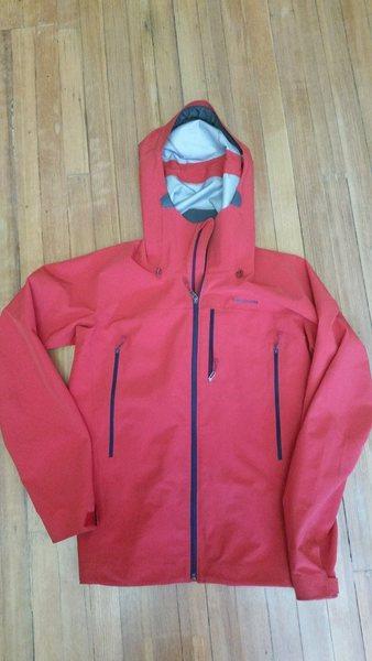 Rock Climbing Photo: patagonia knifeblade jacket for sale