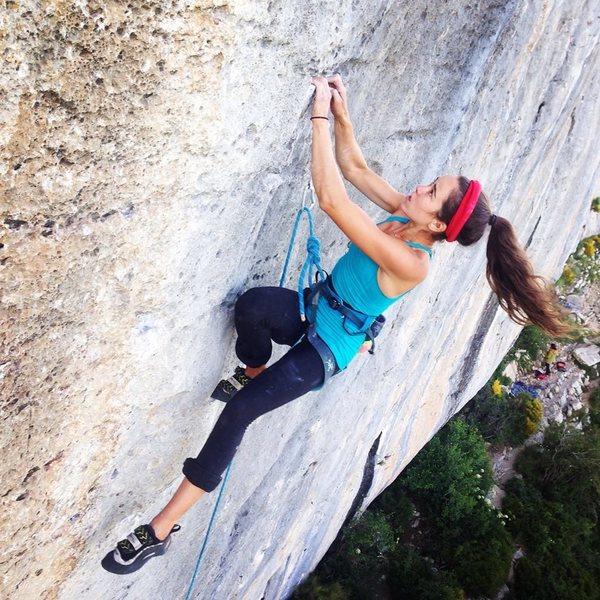 Rock Climbing Photo: Ceuse.