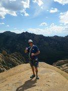 Rock Climbing Photo: Chochise
