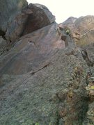 Rock Climbing Photo: EW p3.