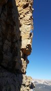 Rock Climbing Photo: AHVI Arete