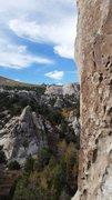 Rock Climbing Photo: TB