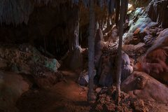 Rock Climbing Photo: The Nani Cave is one of many non-technical caves y...