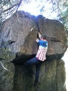 Rock Climbing Photo: Baggy hands.